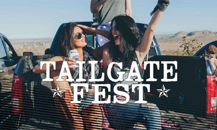 Randy Houser, Eric Paslay added to LA's Tailgate Fest