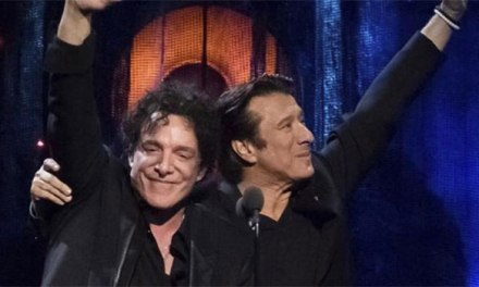 Neal Schon dedicates 'Lights' to Steve Perry
