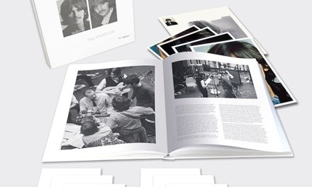 The Beatles celebrating 'The White Album' with anniversary editions