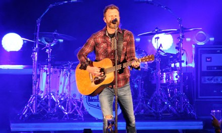 Dierks Bentley wraps Mountain High Tour in Hollywood