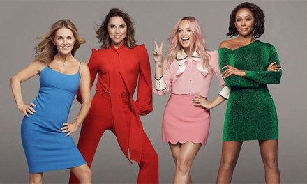 Spice Girls reissuing two albums on vinyl