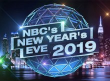 NBC's New Year's Eve 2019