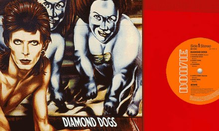 David Bowie 'Diamond Dogs 45th Anniversary' edition detailed
