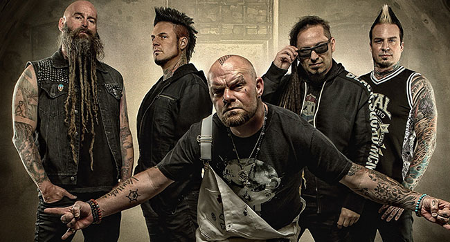 Five Finger Death Punch releases collaborative charity single