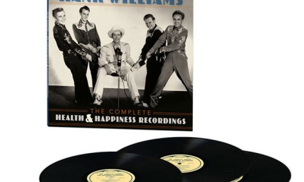 Hank Williams 'Health & Happiness Show' gets first-ever vinyl release