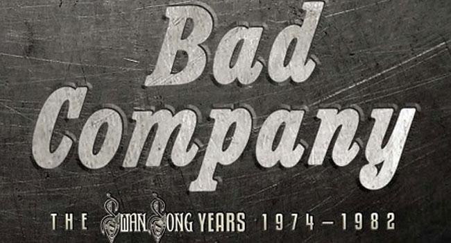 Bad Company - Swan Song Years 1974-1982