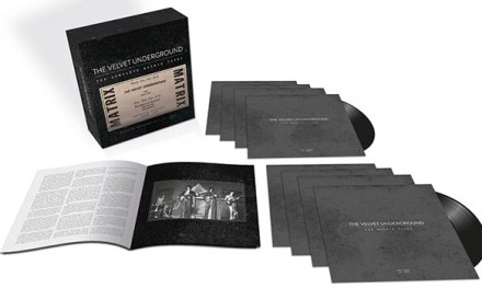 Velvet Underground announces 'Complete Matrix Tapes Limited Edition' LP set