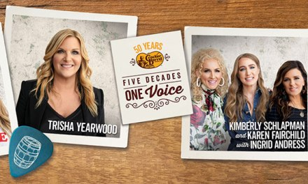 Cracker Barrel launches 'Five Decades, One Voice' women in country campaign