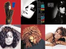 Janet Jackson LP reissues