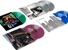 Beastie Boys Colored Vinyl