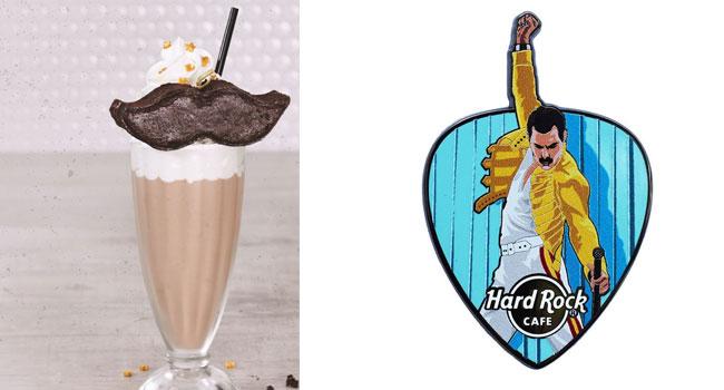 Hard Rock Cafe's Freddie for a Week