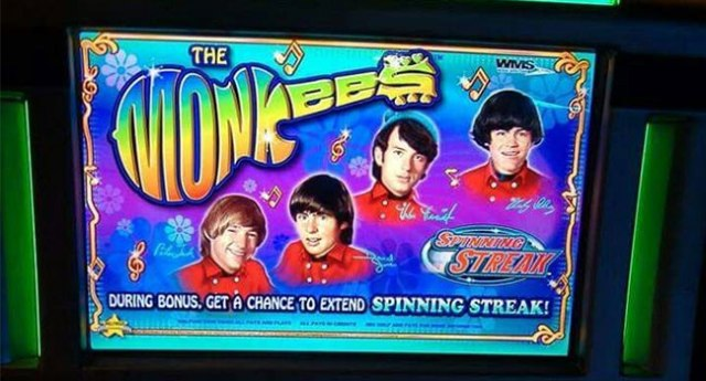 The Monkees Slots