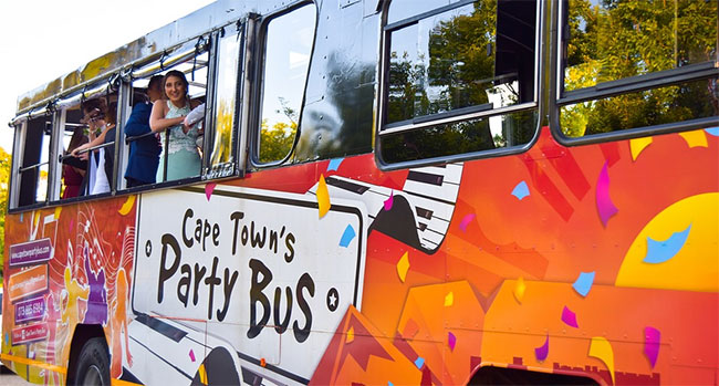 Ultimate Playlist to Throw an Epic Bus Party
