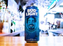 Bud Light Post Malone Can