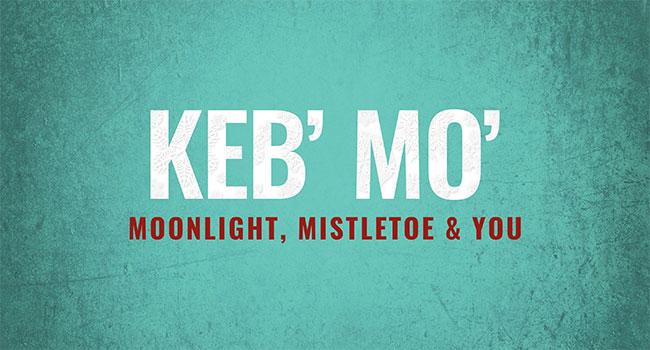 Keb' Mo' announces first holiday album