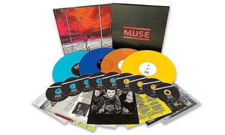Muse announces 'Origin of Muse' boxed set