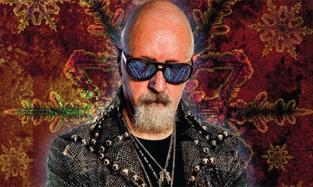 Rob Halford announces 'Celestial' holiday album, FYE in store appearance