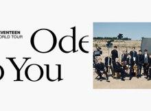Seventeen - Ode To You World Tour