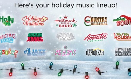 SiriusXM announces 2019 holiday music channels