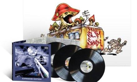 Eminem announces 'Slim Shady LP' Expanded Editions