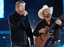 Garth Brooks & Blake Shelton