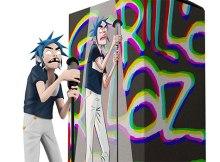 Gorillaz's 2D