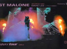 Post Malone 2020 Tour