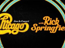 Chicago & Rick Springfield 2020 Tour