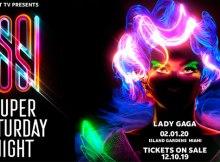 AT&T Super Saturday Night 2020