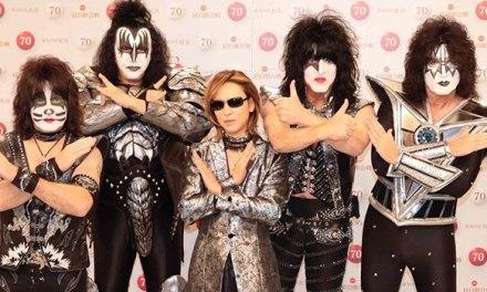 KISS, Yoshiki collaborate for televised NYE performance