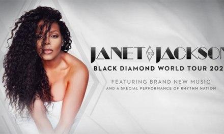 Janet Jackson announces Black Diamond World Tour 2020