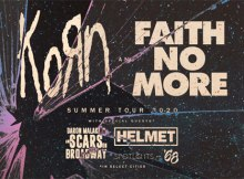 Korn & Faith No More