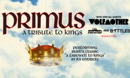 Primus announces Rush tribute tour