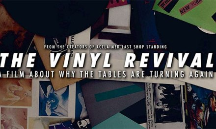 Vinyl documentary available on DVD on April 10th