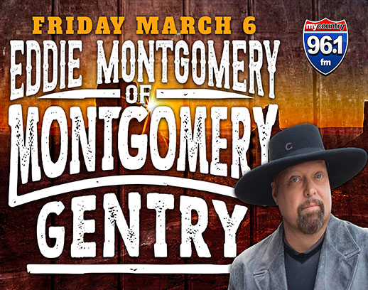 Eddie Montgomery is a 'Lucky Man' | The Music Universe