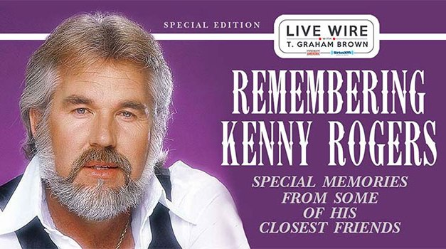 'Remember Kenny Rogers' set for SiriusXM