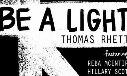 Thomas Rhett's all-star collaboration 'Be A Light' raises $100k for MusiCares
