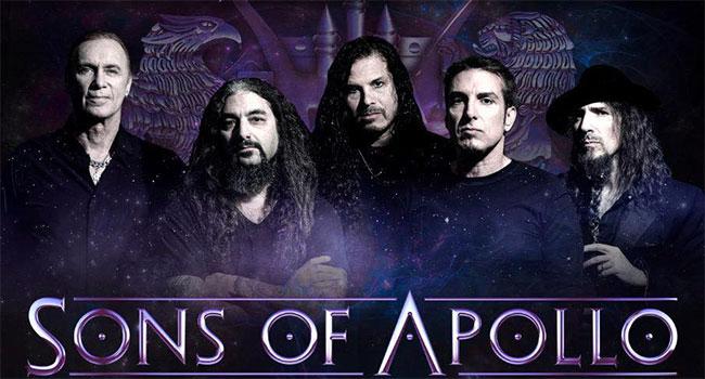 Sons of Apollo postpone international tour dates due to coronavirus