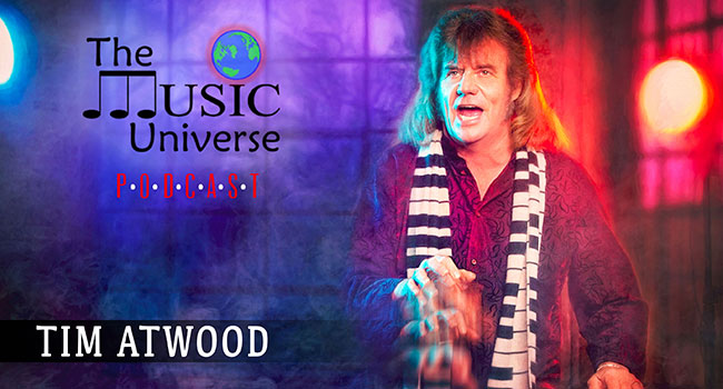 Tim Atwood on The Music Universe Podcast