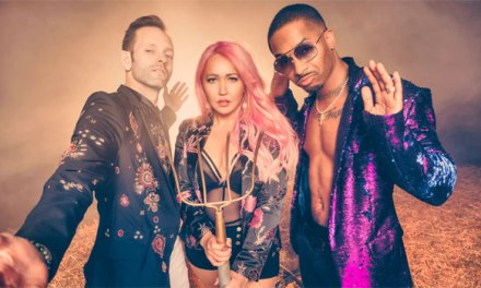 Chingy, Meg & Tyler releasing 'The Woah Down'
