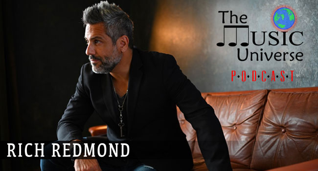 Rich Redmond on The Music Universe Podcast
