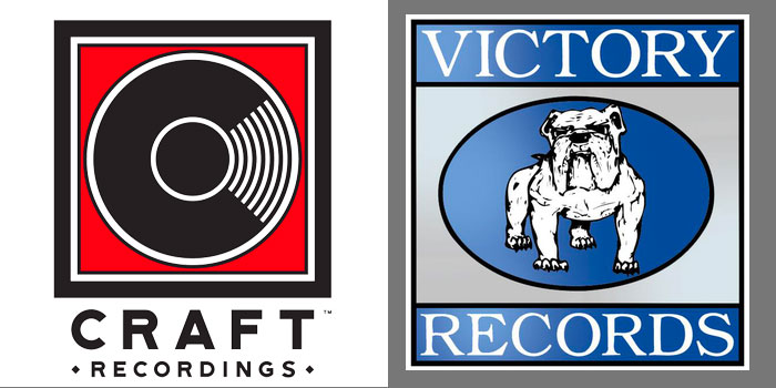 Craft Recordings & Victory Records