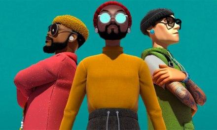 Black Eyed Peas announce 'Translation' album