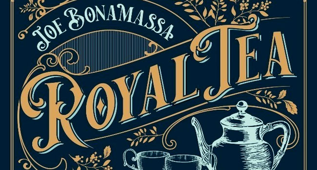 Joe Bonamassa announces British music-inspired 'Royal Tea' album