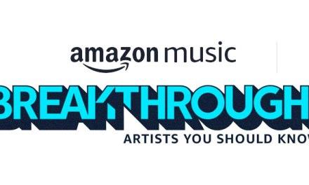Amazon Music announces global developing artist program Breakthrough
