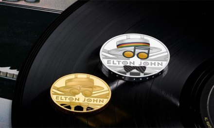 Royal Mint honoring Elton John with limited edition coins