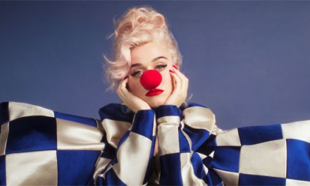 Katy Perry releases 'Smile' video