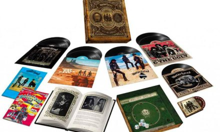 Motörhead announces 'Ace of Spades' 40th Anniversary Deluxe Edition