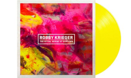 Robby Krieger announces 'The Ritual Begins At Sundown'