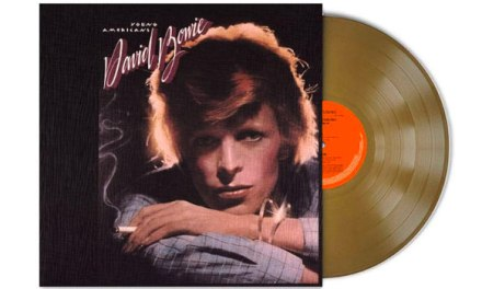 David Bowie celebrates 'Young Americans' 45th anniversary